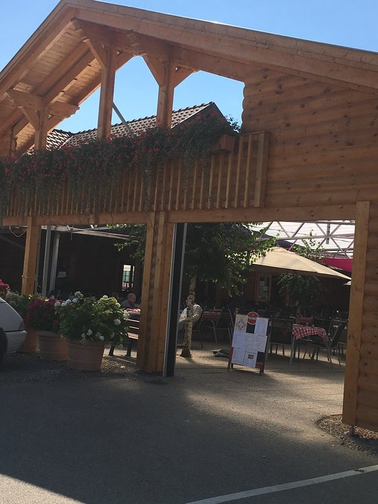 La ferme maurer dorlisheim restaurant avis num ro de for Restaurant dorlisheim