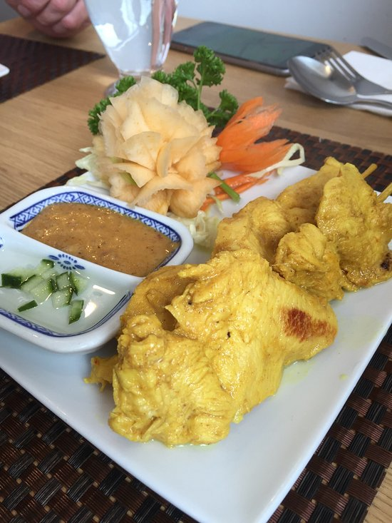 Spice Thai Kitchen Worthing Reviews