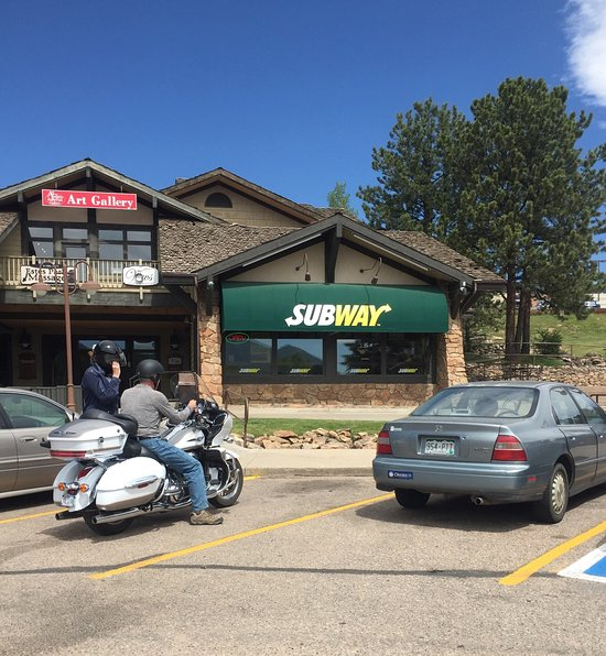 Subway Restaurants Estes Park Co