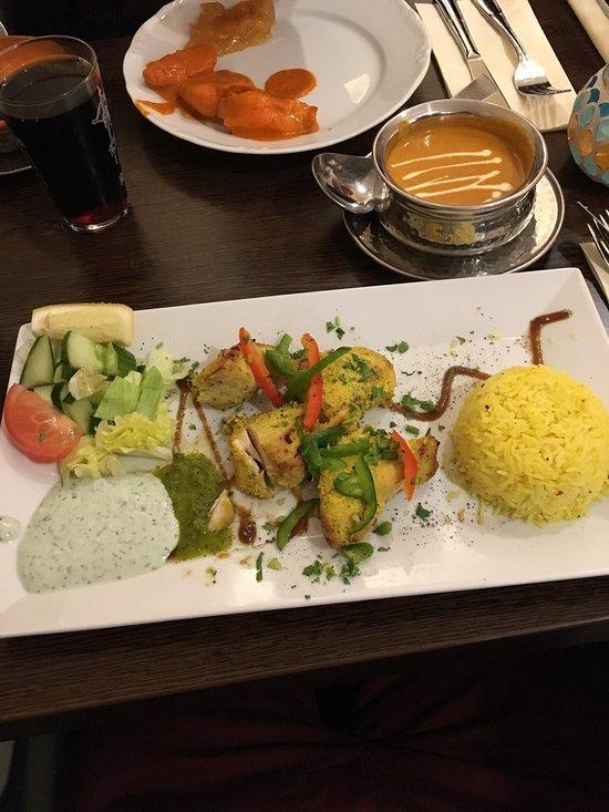 indisk mat göteborg centrum
