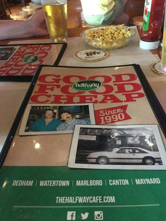 Halfway Cafe Canton Reviews