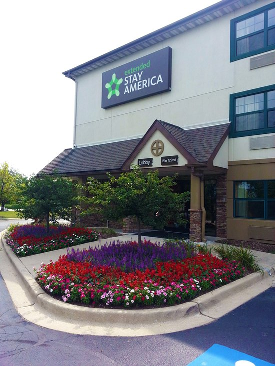 Extended Stay America - Chicago - Burr Ridge