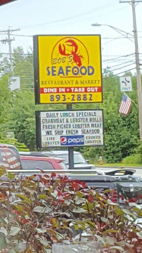 Seafood Restaurants In Windham Me