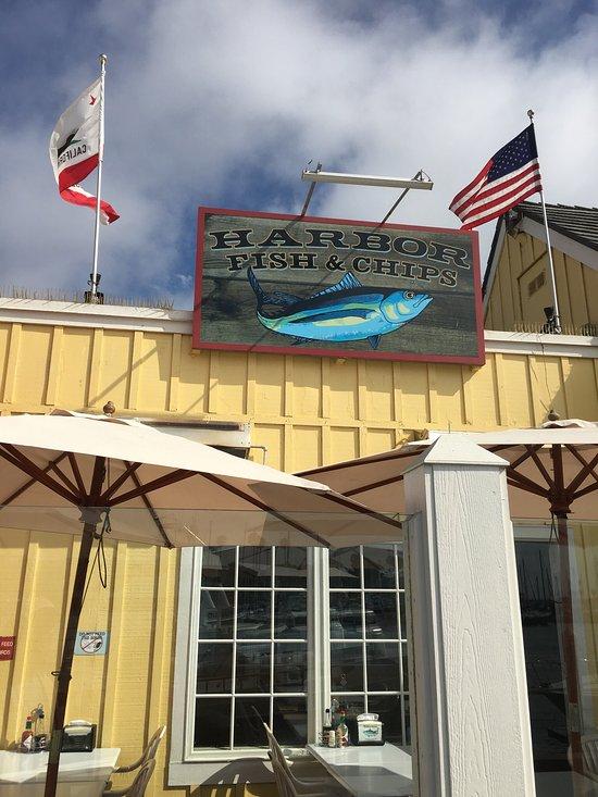 Harbor Fish Cafe Oceanside Ca