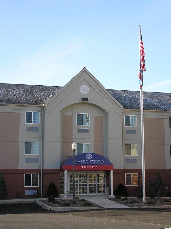 威廉波特 Candlewood 公寓式飯店
