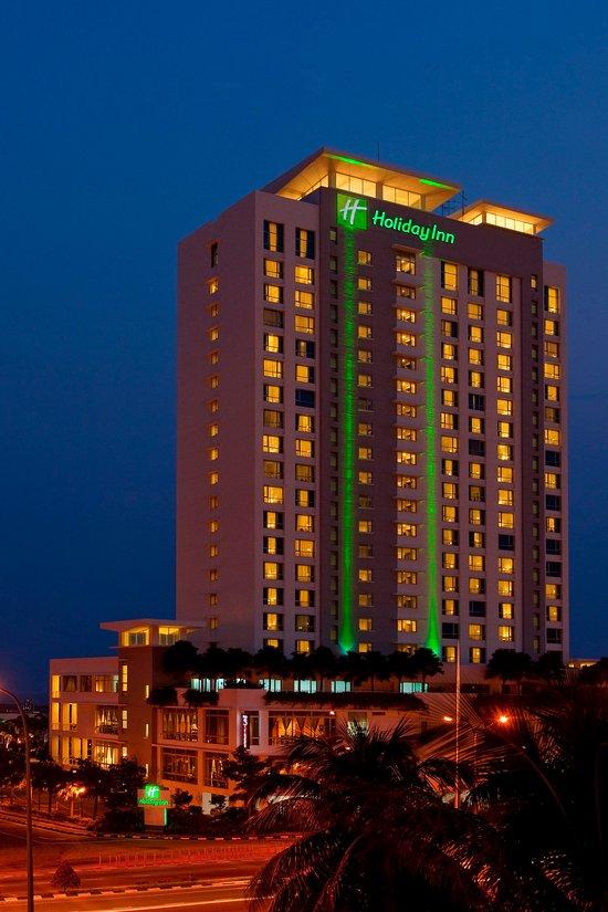 โรงแรมฮอลิเดย์ อินน์ มะละกา