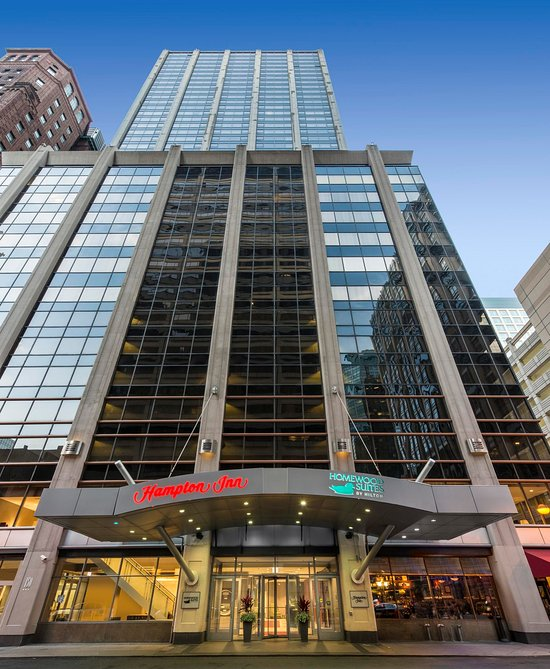Homewood suites by hilton chicago downtown magnificent for Chicago hotel packages