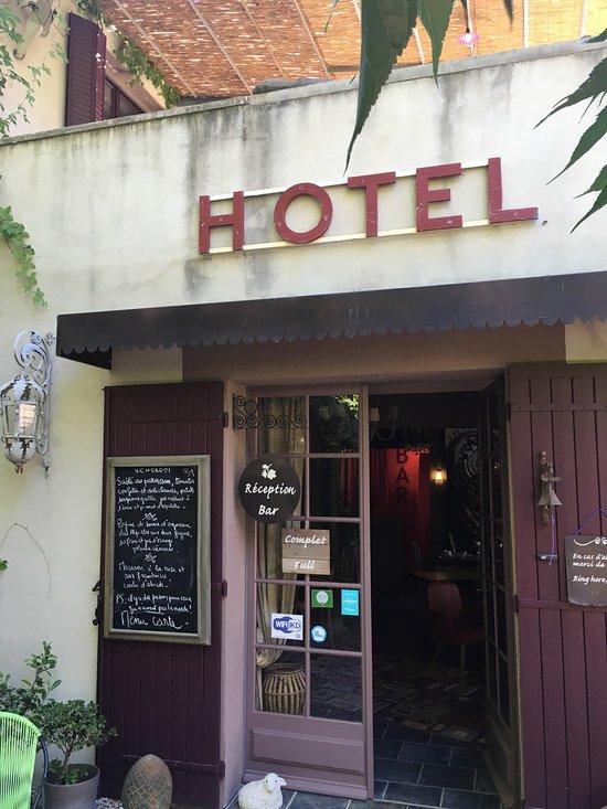 Hotel Sous les Figuiers