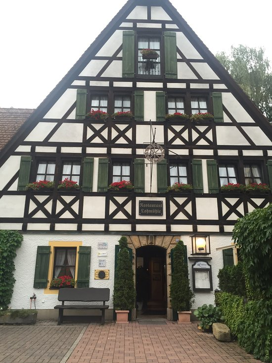 Hotel Restaurant Lohmuhle