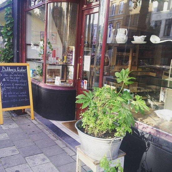 biologisch restaurant antwerpen