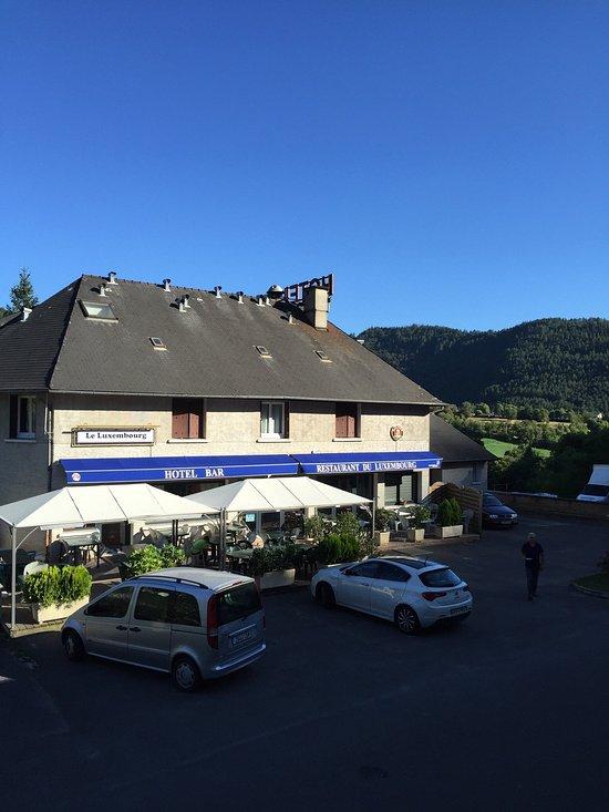 Hotel - Restaurant  du Luxembourg