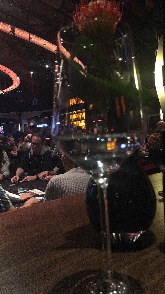 holland casino amsterdam eten