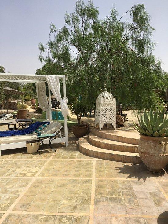 Restaurant les jardins de villa maroc essaouira for Les jardins de villa maroc essaouira