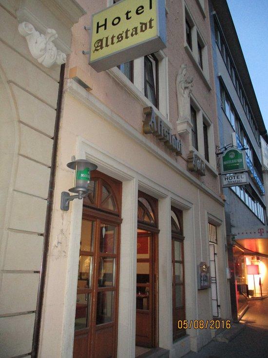 Altstadt Hotel-Restaurant