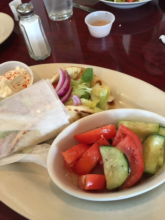 Olympia Restaurant Wilmington Nc Menu