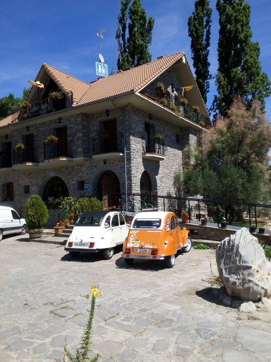 Hotel Restaurante Santa Elena