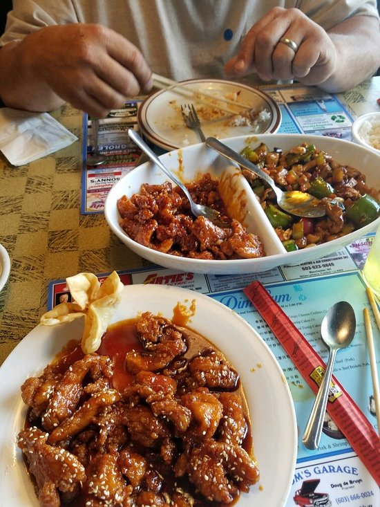Best Chinese Restaurant Manchester Nh
