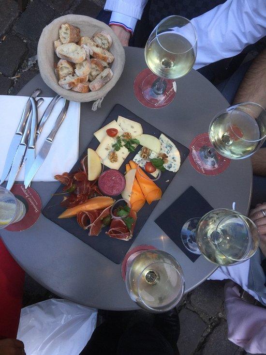 Restaurant Monsieur Jacques Rue De Gand Lille