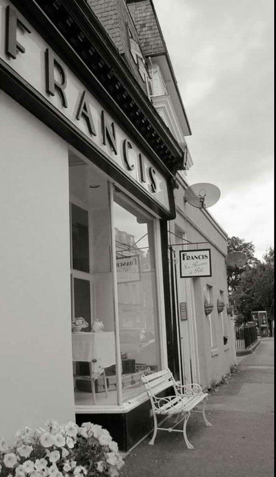Francis Tea Rooms Scarborough
