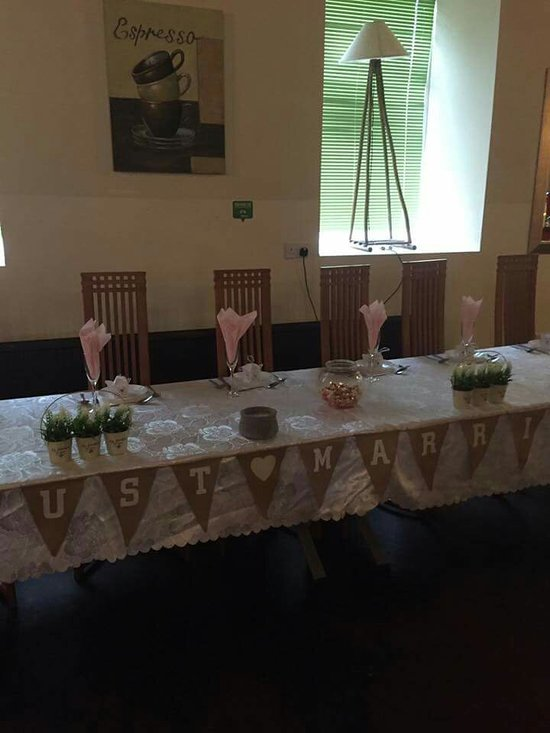 Function Rooms Rochdale