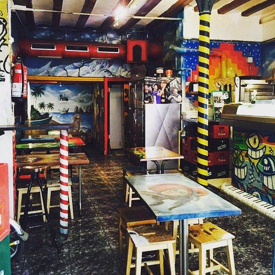 imagen Bar Pizzería Pepe en Barcelona