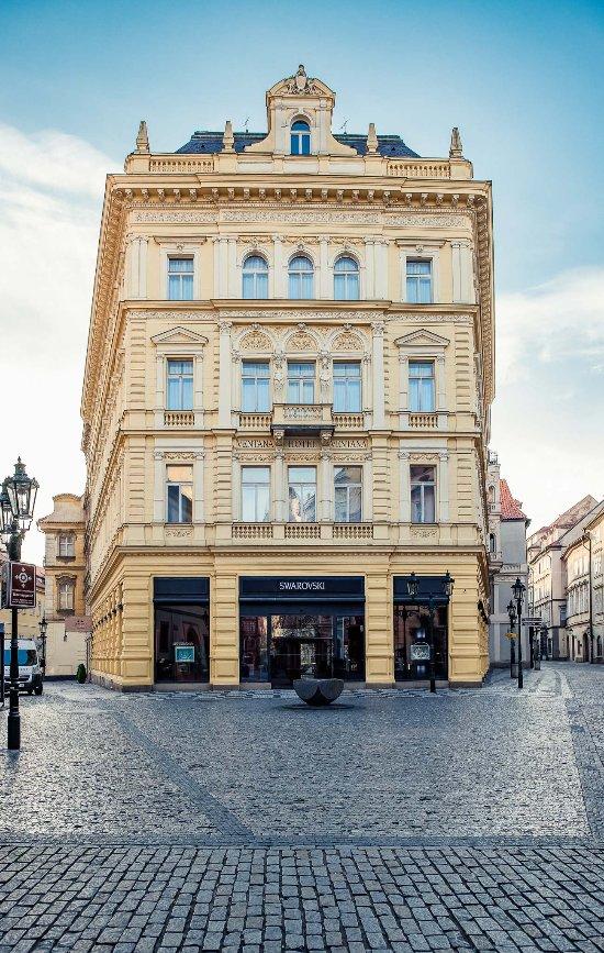 布拉格維塔納酒店