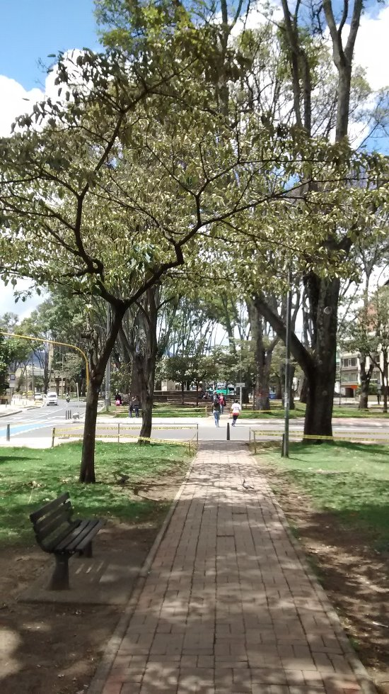 Hotel Bogota Inn Park Way