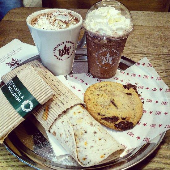 Pret Price Hot Chocolate