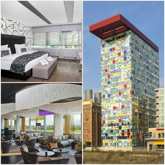 innside by melia duesseldorf hafen updated 2017 hotel. Black Bedroom Furniture Sets. Home Design Ideas