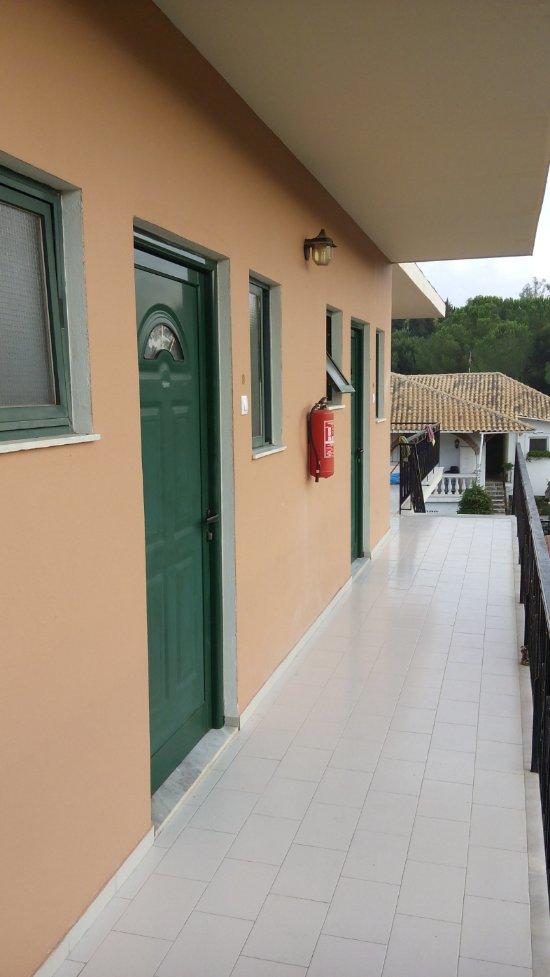 Corfu Dassia Studios