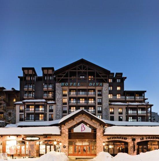 Belambra clubs le diva hotel tignes france voir les - Hotel diva tignes ...