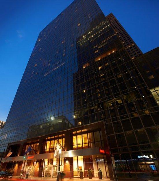 City Center: Minneapolis Marriott City Center (MN)