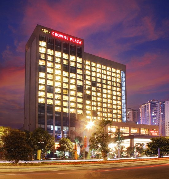 Crowne Plaza Hotel Zhongshan Xiaolan