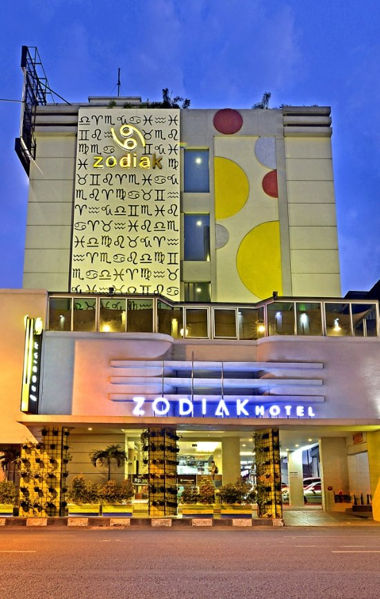 Zodiak at Asia Afrika Hotel