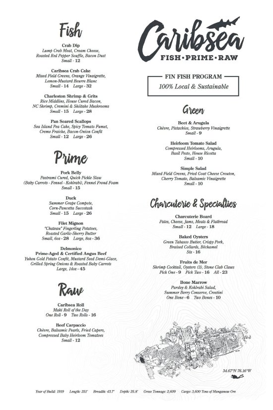 Best Seafood Restaurant In Emerald Isle