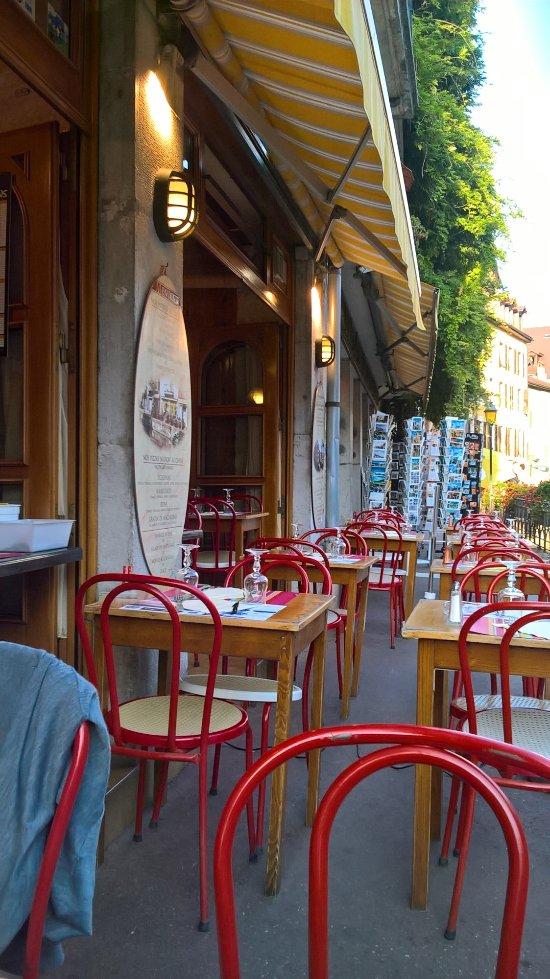 plein sud annecy 5 rue jean jacques rousseau restaurant avis num ro de t l phone photos. Black Bedroom Furniture Sets. Home Design Ideas