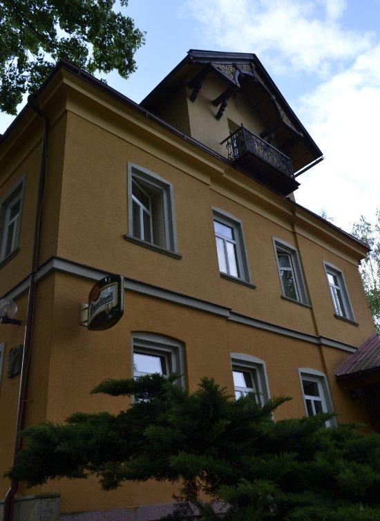 HOTEL PRAHA POTSTEJN (Potštejn) - Recenze a srovnání cen - TripAdvisor ac2903298a