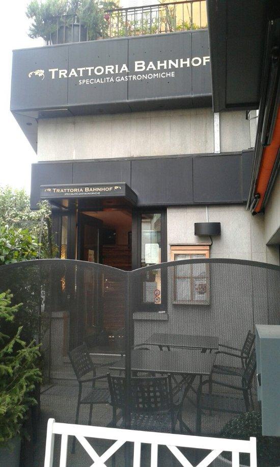 Bahnhof Haus