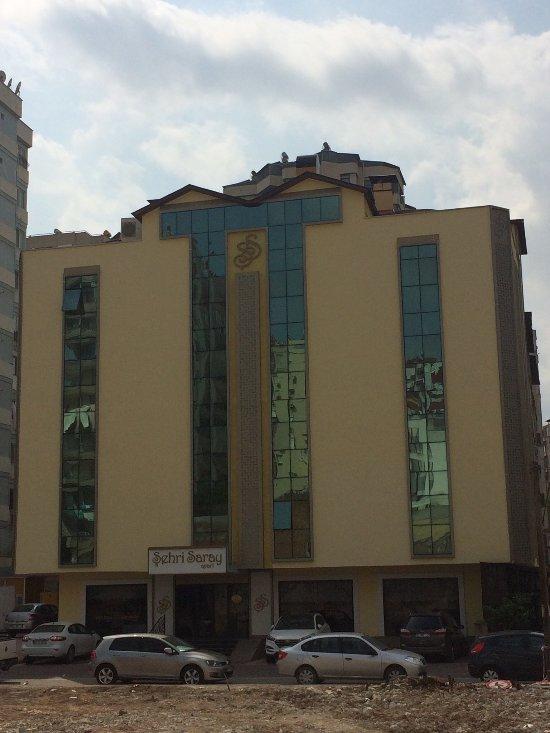 Sehri Saray Apart Otel