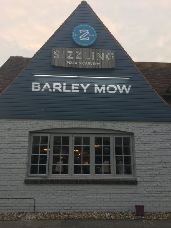 The Barley Mow Hayling Island Carvery