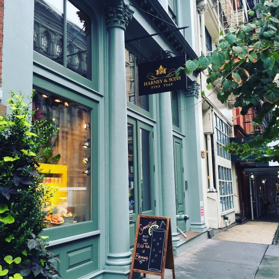 Harney & Sons Soho New York City SoHo Restaurant Reviews Phone