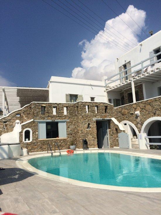 Paolas Town Apartments & Studios