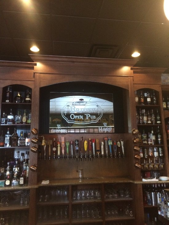 british open pub  u0026 restaurant  venice