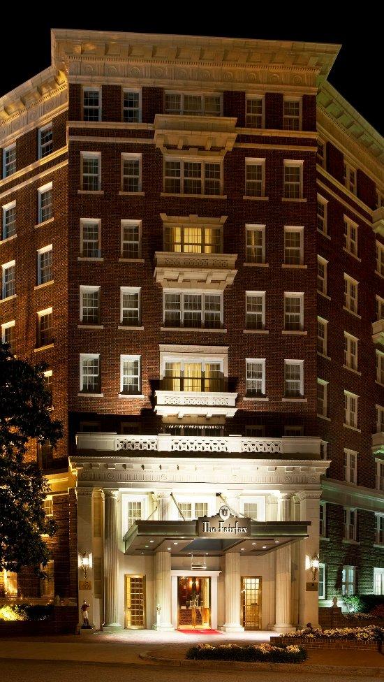 使館區費爾法克斯酒店