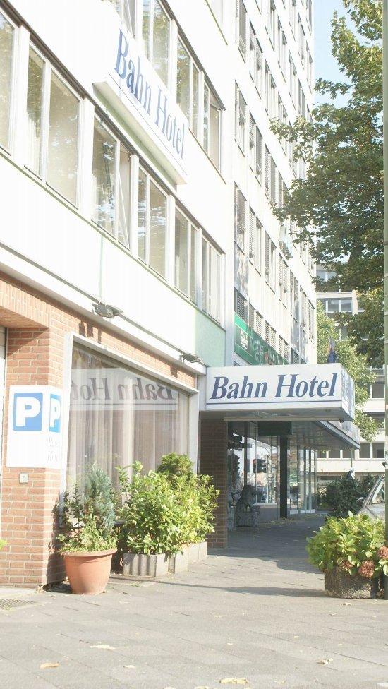 Bahn-Hotel Dusseldorf