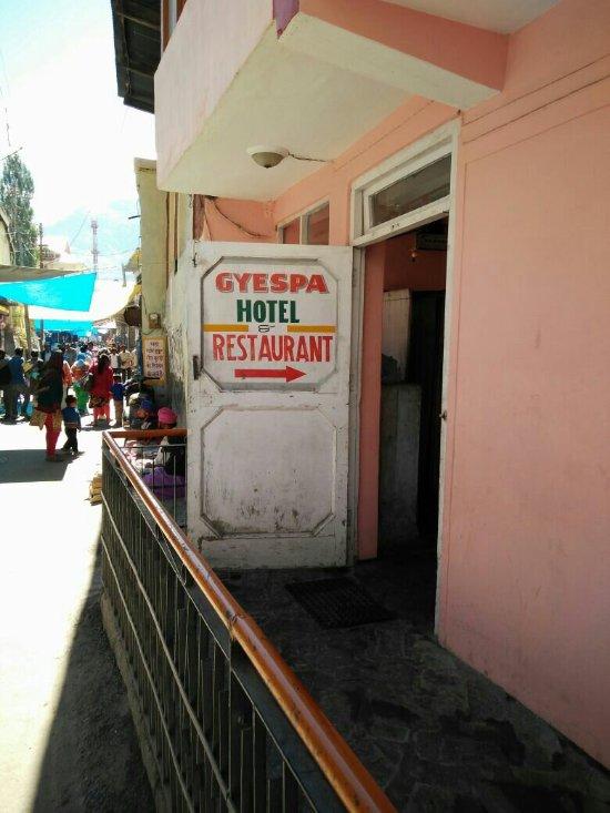 The Gyespa Hotel