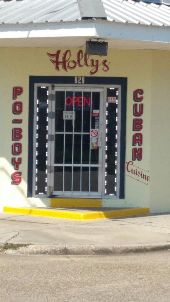 Holly's Po-boys & Cuban Cuisine
