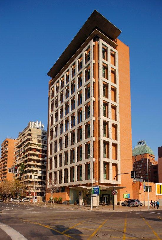 智利圣地亚哥智选假日酒店