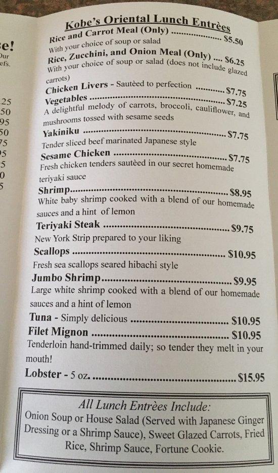 Kobe Japanese Steakhouse, Bristol - Restaurantanmeldelser-7666