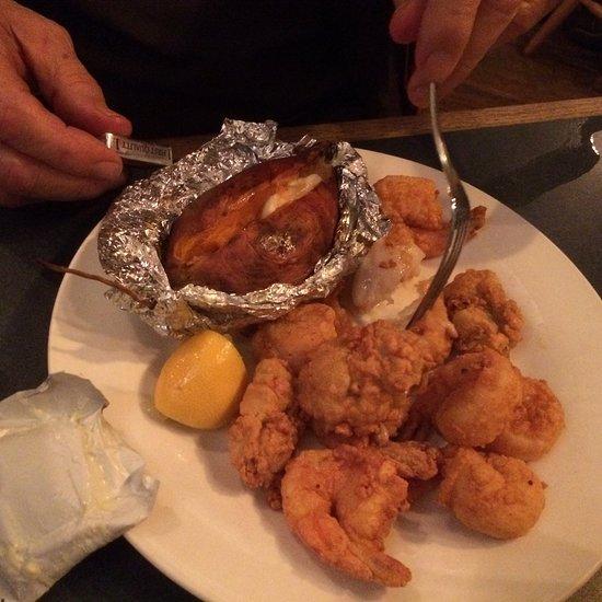 Captain Ratty S Seafood Steakhouse New Bern Menu
